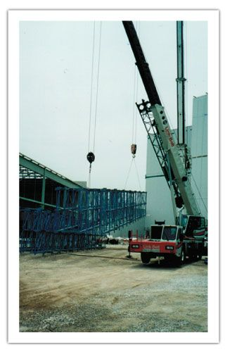 Crane Rental Business Ontario | About Us